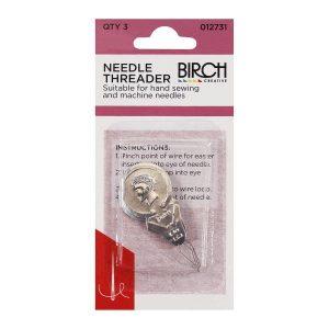 Birch Needle Threader