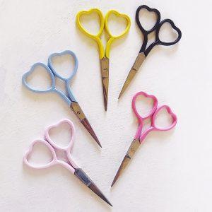 Brynn & Co Heart Scissors