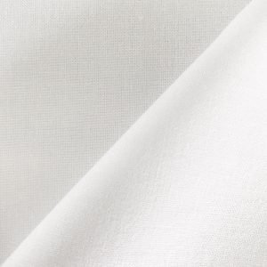 Leutennegger 100% Quilter's Cotton Fabric: White